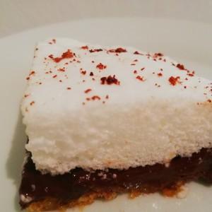 Чоко-шам торта