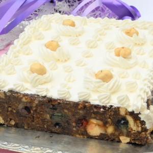 Брза торта со готов пандишпан (без печење)