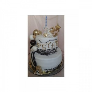 Роденденска торта за Петар(300-ти јубилеен  рецепт)