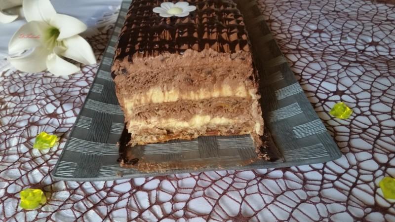 Неодолива торта (400-ти рецепт)