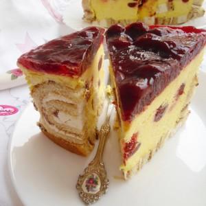 Винчини ролат десерт (без печење)