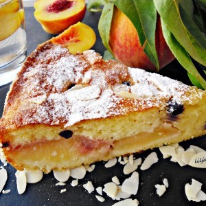 Овошен кекс колач