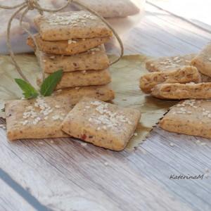 Грицки со бадеми (посно)