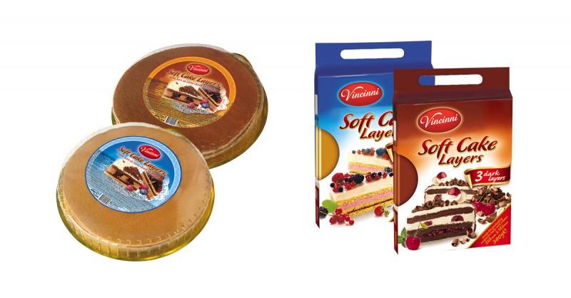 Кори за торта од Винчини