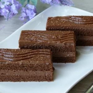 Чоко карамел тортици