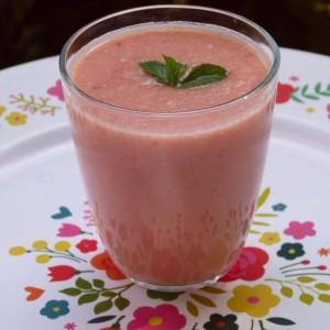 Летно смути со диња и лубеница и нивните семки