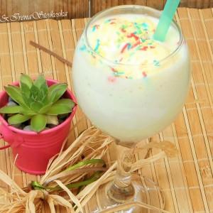 Фрапе со диња и сладолед