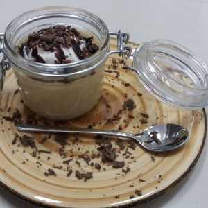 Чоколадна Пана Кота со Нутела