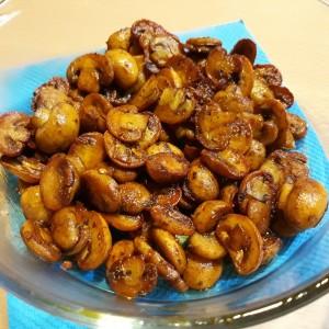 Пржени печурки со путер