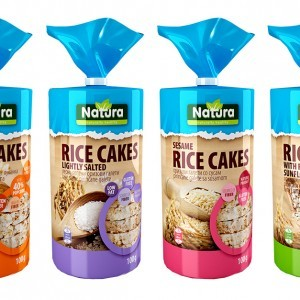 Оризови галети од Натура