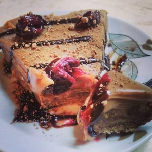 Чоколадна торта (без печење)