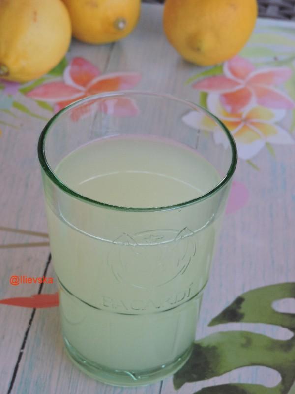 Лимонада од липа