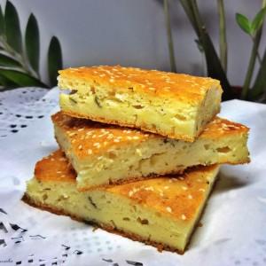Брза турска пита со сирење и спанаќ