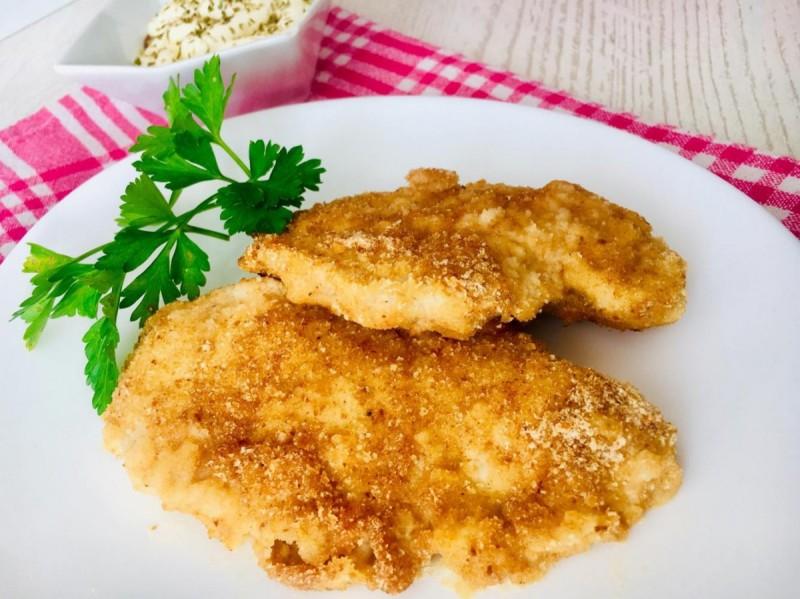 Крцкаво пилешко од рерна