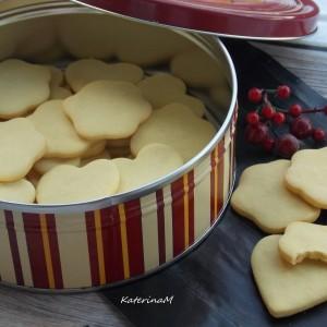 Бисквити со оризово брашно и јаворов сируп (без глутен)