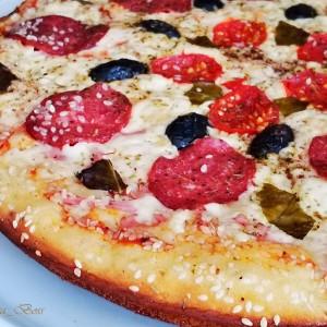 Пица на рингла