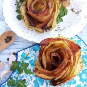 Ружи од компир и сланина