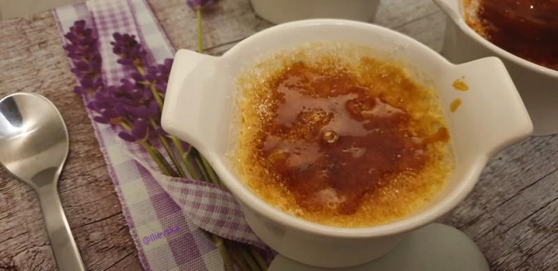 Крем бруле со слатка павлака - Creme Brulee