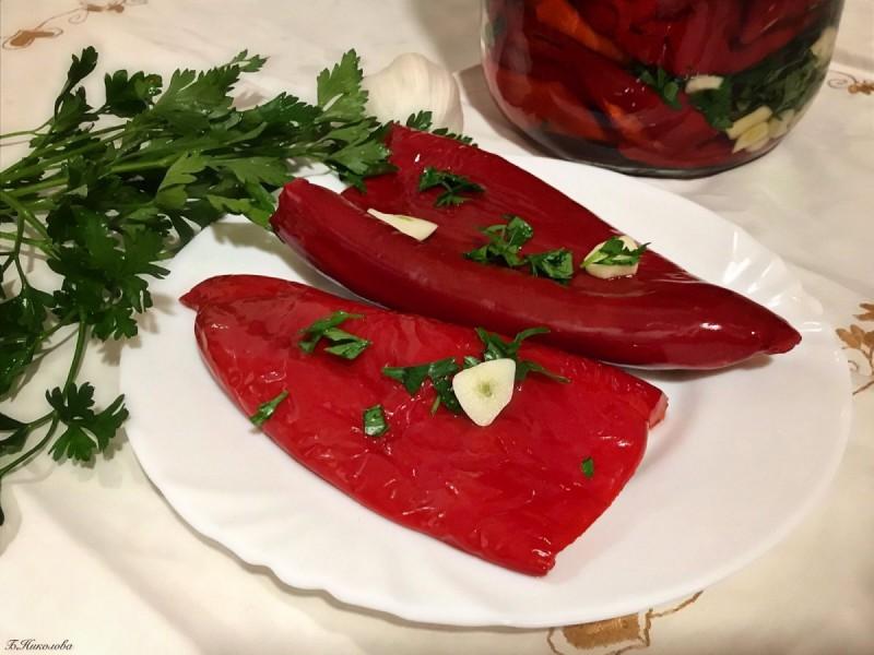 Пеглани црвени пиперки