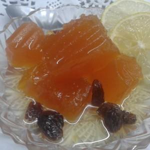Рачели - слатко од тиква и начин на подготовка на гасена вар