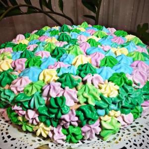 Торта љубовно гнездо (100 рецепт)