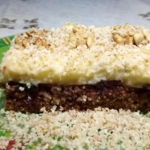 Брза торта со ореви