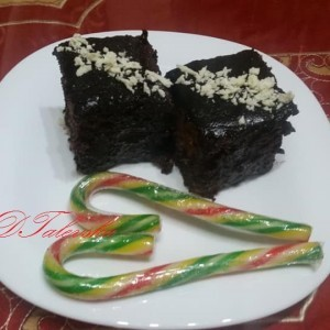Турски чоколаден колач