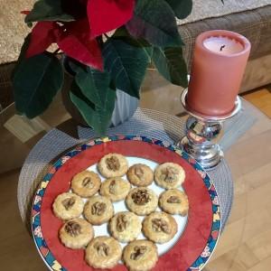 Божиќни колачи