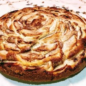 Италијанска пита со јаболки