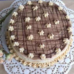 Новогодишна Кремисимо торта