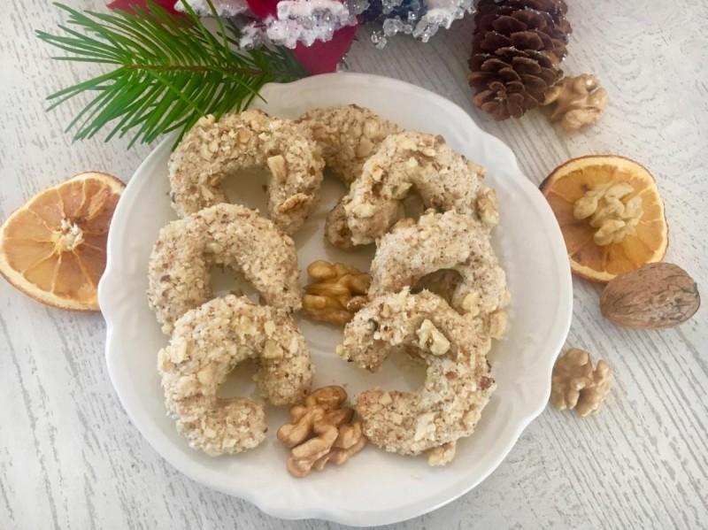 Орасници со мелени бисквити