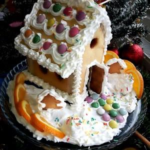 Колач куќичка (тесто за колачиња)