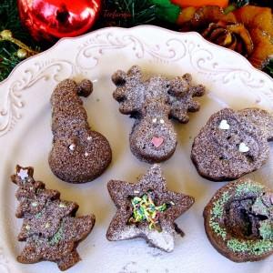 Новогодишни колачиња со бадеми