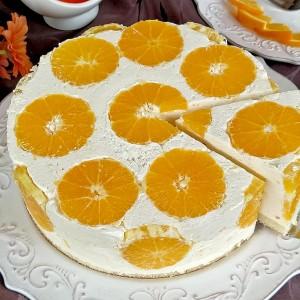 Оранж фантазија (без печење)