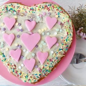 Винчини торта за вљубени (без печење)