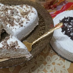 Торта Бела Хуанита (без печење)