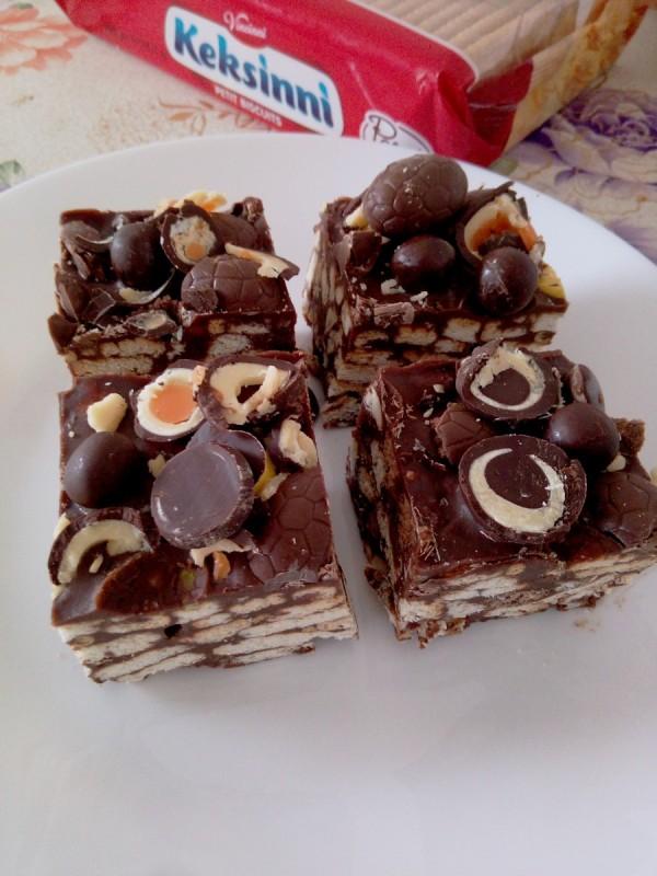 Чоколадно Винчини уживање (без печење)