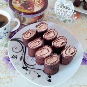 Чоколадни палачинки
