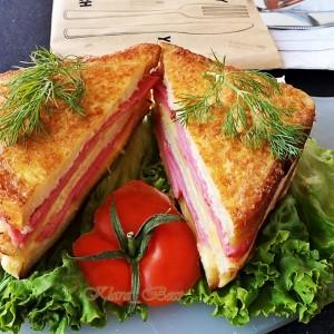 Сендвич Монте Кристо