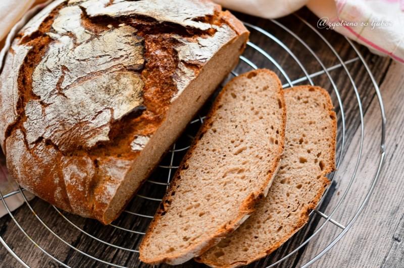 Мешан леб - рецепт за почетници