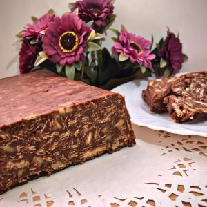 Чоколаден колач (без печење)