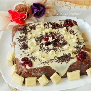 Брз кекс (посно, без печење)