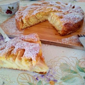 Италијански колач со јаболка