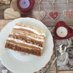 Торта Омбре Љубовница