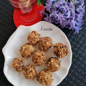 Рустични овесни колачи-диетални