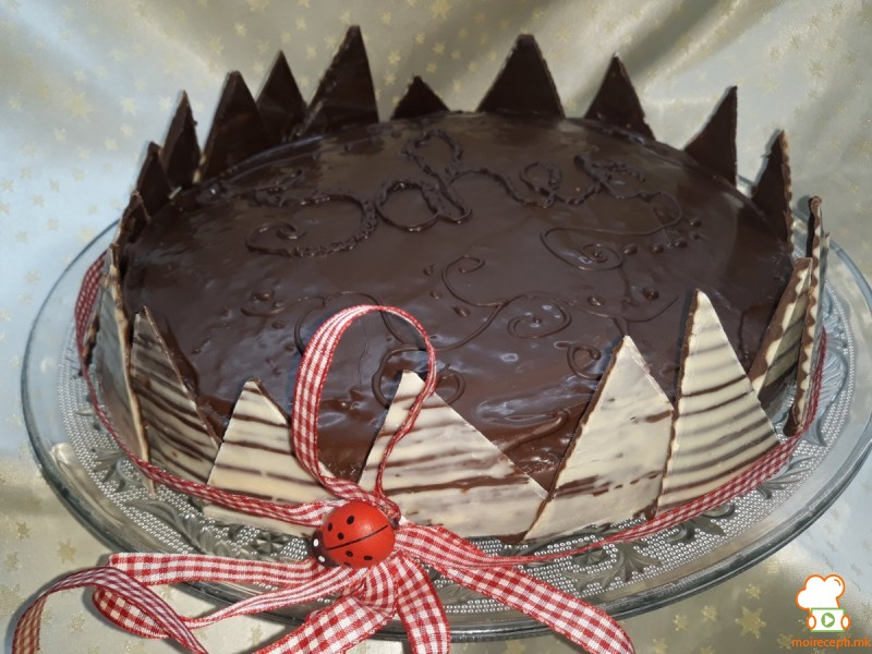 Сахер торта (јубилеен 400 рецепт)