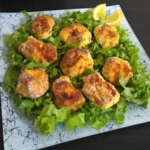 Солунски ќофтиња - печени ќофтиња со компир и сирење