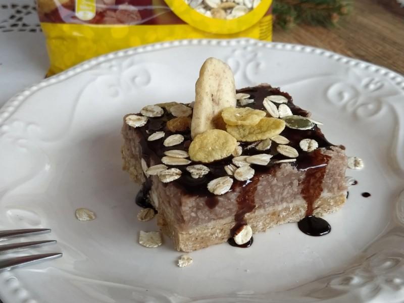 Кокосов колач со мусли (посно)