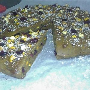 Манастирски колач (посно)