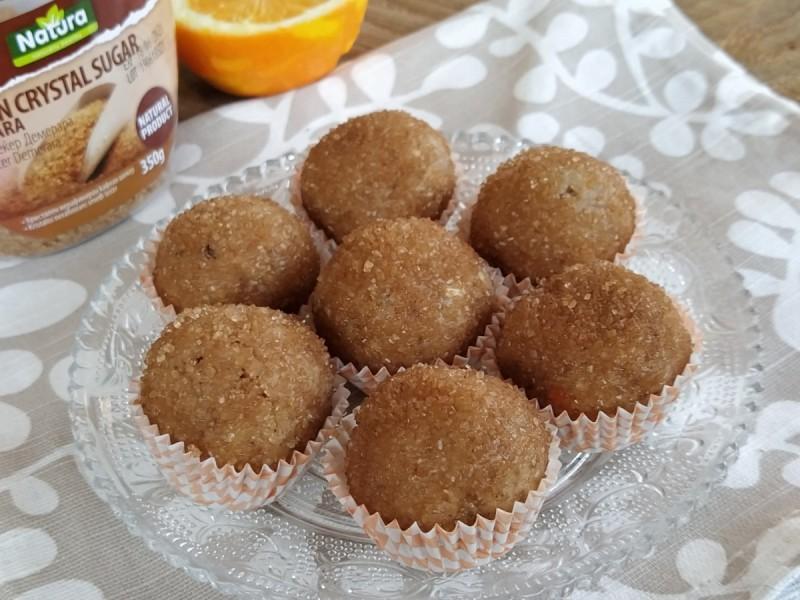 Цимет бомбици со слатка пченица  (посно)